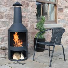 Chiminea Fire Pit The Log Hut Fire Pit U0026 Chiminea Starter Pack Extra Large Wood