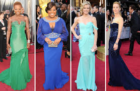 bold colors fashion trends at the 2012 oscars bold colors red and white