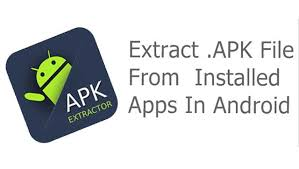 how to get apk file how to extract file of any app it classes