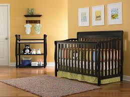 Black 4 In 1 Convertible Crib Graco Stanton Convertible Crib Black Discontinued