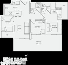 eon shenton floor plan residential d1