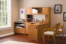 White L Shaped Desk With Hutch Furniture Stunning L Shaped Desk With Hutch For Office Or Home