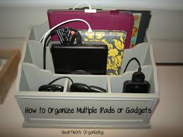 store and organize multiple ipads get your gear in order