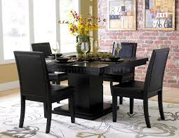 ultra modern dining table accessories cool unique pattern grey chairs for modern dining