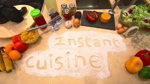 chaines de cuisine présentation de la chaîne instant cuisine