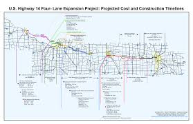 Mndot Traffic Map Hwy 14 Project Update New Ulm To Rochester Mankato Times