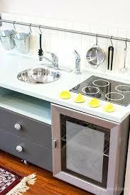 diy play kitchen ideas diy play kitchen plans wearpavonine com
