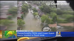 Fema Interactive Flood Map Mass Fema And Coast Guard Team Headed To Flood Zone Youtube