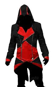 Assassin Halloween Costumes Assassin U0027s Creed Iii Connor Red Black Jacket Cosplay Costume