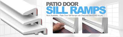 Patio Door Sill Pan Page