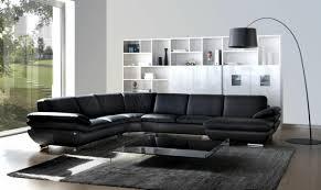 canap d angle cuir noir photos canapé d angle cuir blanc et noir