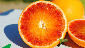 red orange of sicilia pgi italian food secrets