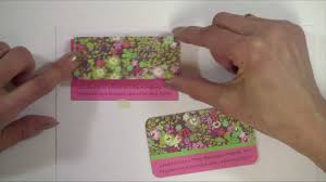 Print Free Business Cards At Home How To Make Custom Business Cards Youtube