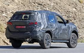 suv nissan new nissan navara based suv spied could this be the next non us