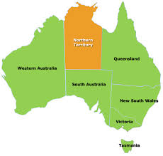 Citrus College Map Northern Territory Maps Australia Maps Of Northern Territory Nt