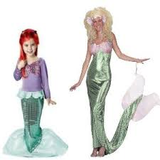 Mermaid Halloween Costume Kids 36 Costumes Mermaid Images