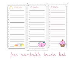 inspiring interview with meytal a cute to do list printable