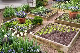herb garden raised bed plans garden design ideas