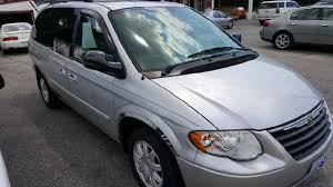 What Are Side Curtain Airbags 2007 Chrysler Town And Country Touring 4dr Extended Mini Van W