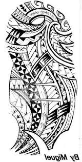 Polynesian Art Designs Polynesian Tattoo Recherche Google Polynesien Pinterest