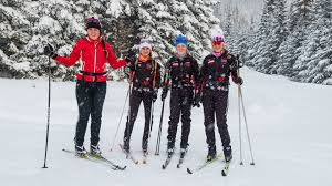 cross country skiing winter activities forêt montmorency