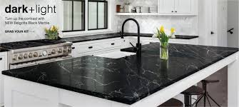 white kitchen cabinets with slate countertops diy paint kits for your home giani inc