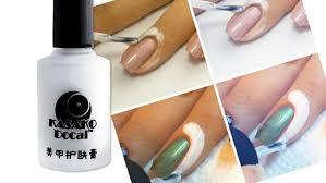 peel off base coat nail polish