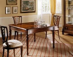 tavoli da sala da pranzo d este tavolo quadrato allungabile made in italy by bianchi mobili