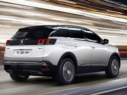 peugeot new cars new peugeot new 3008 suv gt line at keith price peugeot in abergavenny