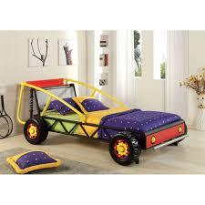 box car for kids bedding marvelous donco kids twin car bed reviews wayfair race