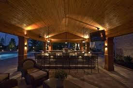 Kitchen Lighting Options Ideas For Outdoor Patio Lighting Outdoor Kitchen Lighting Ideas