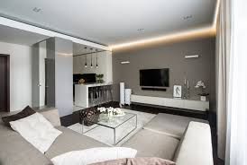 Minimalism  Great Living Room Designs The Best Arrangement To - Modern apartments interior design