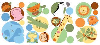 room mates studio designs jungle animal polka dot wall decal studio designs jungle animal polka dot wall decal