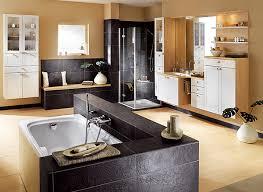 aménagement de salles de bains de idéal habitat sur le golfe de