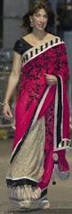 theresa may takes on samantha cameron u0027s sari style in bangalore