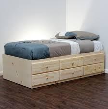 wood platform twin bed frame diy platform twin bed frame