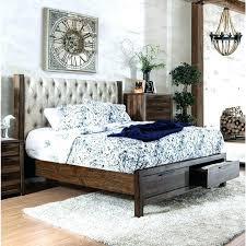 Cabin Bed Frame Size Log Bed Wyskytech