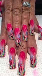 194 best super long nails images on pinterest long