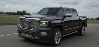 2016 gmc sierra denali changes and updates gm authority