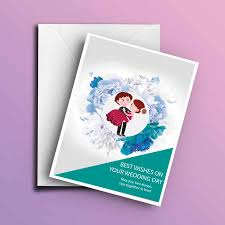 Wedding Wishes Greeting Card Send Personalized Greeting Cards Birthday Cards Photo Cards