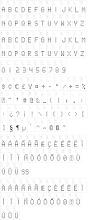 score board font dafont com