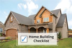 building a house checklist for building a house custom homes built in oklahoma