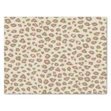 cheetah print tissue paper pink leopard craft tissue paper zazzle