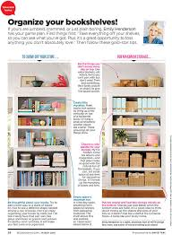 Baskets For Bookshelves How To Style Your Bookcase If You U0027re A Hoarder A Collector Or A