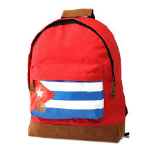 Mi Flag Mi Pac Flag Backpack Cuba Bags Backpacks Proline Skates