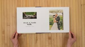 handmade wedding albums handmade album for a winery wedding myers columbia