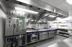 Commercial Restaurant Kitchen Design Space Installs A First Class Kitchen Fit For A 5 Star Cotswolds