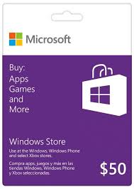 apps for gift cards microsoft offically launches new windows store and xbox gift cards