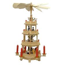 german christmas decorations wooden
