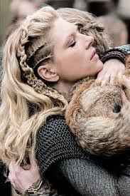 how to plait hair like lagertha lothbrok lagertha hairstyle google zoeken hair pinterest viking